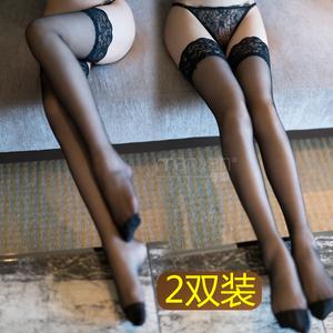 性感<span class=H>成人</span><span class=H>情趣</span>内衣女式<span class=H>丝袜</span><span class=H>用品</span>透明式蕾丝中长筒黑色袜激情套装sm