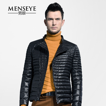 Menseye/Men's Eye Fall and Winter Men's High-collar Sweater Fashion City Elegant Long-sleeved Warm Sweater for 15d