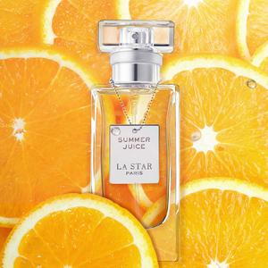 领70元券购买法国授权LASTAR娜赛儿橘子香水自然清新持久 清凉淡雅浪漫45ml