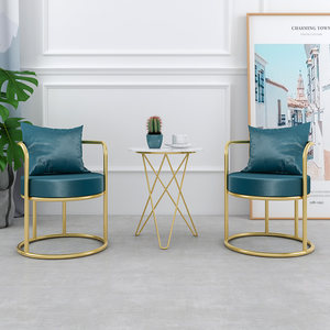 北欧单人<span class=H>沙发椅</span>休闲椅客厅网红小椅子轻奢单椅简约卧室美式老虎椅