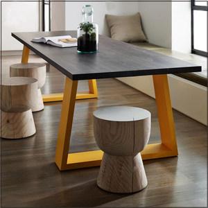 现代简约长方形<span class=H>会议桌</span>办公桌长条桌椅?#30340;?#22797;古<span class=H>电脑</span>长桌泡茶桌