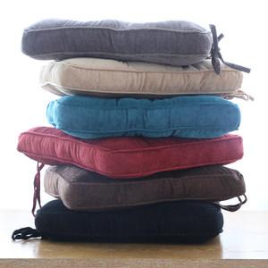 坐垫学生冬季家用<span class=H>椅垫</span><span class=H>办公室</span>椅子垫子凳加厚增高座垫榻榻米屁股垫