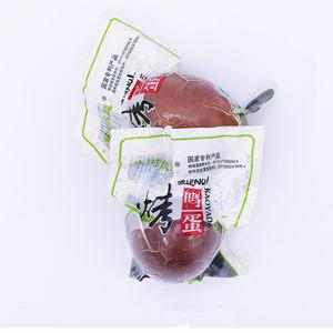 盐河故道烤鸭蛋正宗衡水湖烤鸭蛋油多黄沙真空包装10枚装包邮