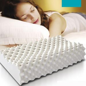 璟雯乳胶枕头碎颗粒枕芯橡胶记忆枕成人学生颈椎护颈枕枕芯