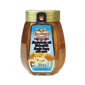 22年3月2到期 柏琅刺槐蜂巢<span class=H>蜂蜜</span>500g 蜂巢蜜嚼着吃  德国原装进口
