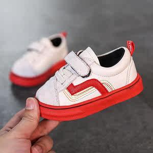 宝宝运动鞋男1-3岁婴儿软底防滑学步鞋子小童6-12个月春秋女<span class=H>童鞋</span>0