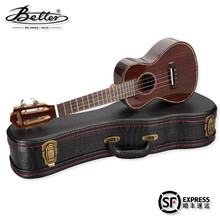 Battle All Rosewood Ukrilli Veneer 23-inch Small Guitar Ukulele Hawaii Ukrili Electric Box