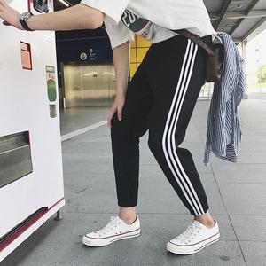 运动裤男秋季长裤休闲裤子男