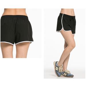 大码<span class=H>单</span>层无内衬健身速干<span class=H>运动</span><span class=H>短裤</span>宽松显瘦瑜伽裤 跑步<span class=H>运动</span><span class=H>短裤</span>女