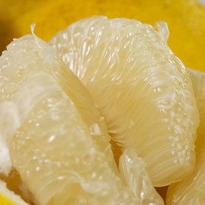 贵州万山金兰香柚 雪峰<span class=H>柚子</span> 单果约500g 5斤装(3-4个)