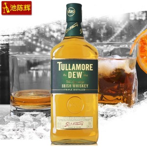 图拉多爱尔兰<span class=H>威士忌</span> TULLAMORE DEW IRISH <span class=H>WHISKEY</span> 洋酒700ml