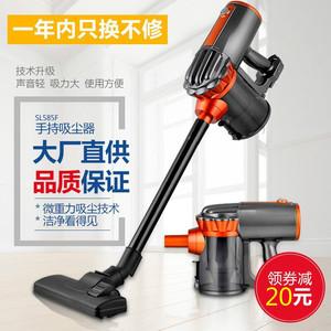 ✅<span class=H>吸尘器</span>家用小型手持式家务地毯除螨强力静音多功能吸尘机大功率
