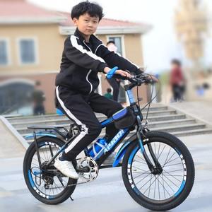 儿童<span class=H>自行车</span>6-7-8-9-10岁15童车男孩20寸22寸小学生单车山地车变速