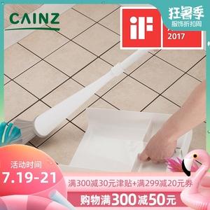 日本CAINZ 创意扫把 家用扫地清洁工具 笤帚家居日用品软毛扫帚