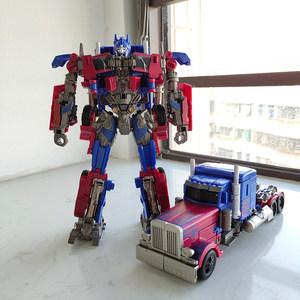 王者 威将变形玩具金刚SS擎天OP柱汽车机器人模型SS05缩小版英雄