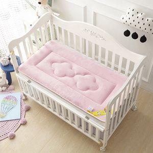 防水通用儿童加厚垫子夏天小床<span class=H>睡垫</span>儿童午睡床垫环保宝宝幼儿园