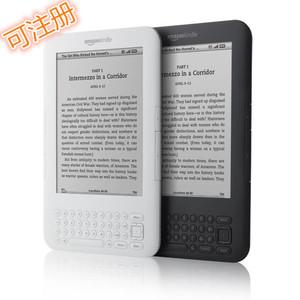 Amzon亚马逊kindle 3电子书K3<span class=H>电纸书</span>阅读器EINK墨水屏带wifi朗读