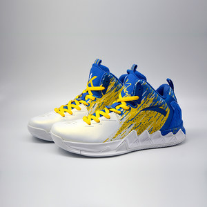 安踏汤普森KT2代<span class=H>战靴</span>正品NBA明星代言新款男篮球鞋11721101-1-3