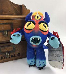 可爱的超能陆战队-会喷火的弗雷德毛绒玩具 毛绒<span class=H>公仔</span>摆件生日礼物