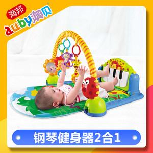 <span class=H>澳贝</span>脚踏钢琴<span class=H>婴儿</span><span class=H>健身架</span>器新生儿带音乐宝宝玩具0-1岁3-6-12个月