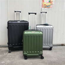 Craftsmanship, Japanese cattle! Braided scratch-proof pull-rod box Ultra-light PC suitcase boarding suitcase luggage