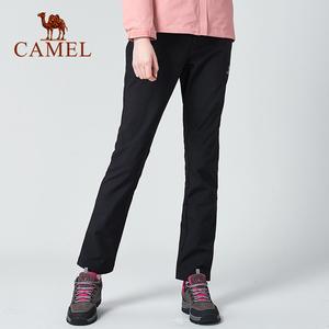 【骆驼】男女户外保暖冲锋裤