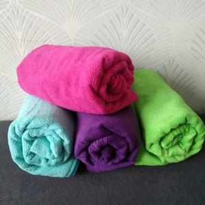特价超值微瑕疵超细纤维浴巾擦车巾大毛巾沙滩巾万用巾吸水速干