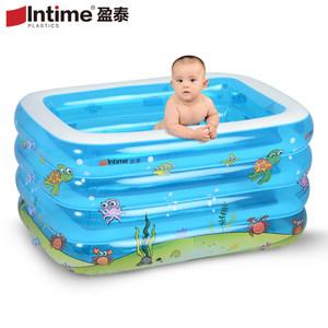 <span class=H>盈泰</span>婴幼儿游泳桶室内宝宝游泳池充气保温儿童加厚新生儿洗澡<span class=H>浴盆</span>