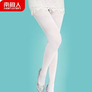 南极人<span class=H>连裤袜</span>白色丝袜天鹅绒少女士芭蕾舞成人天鹅舞蹈打底袜子