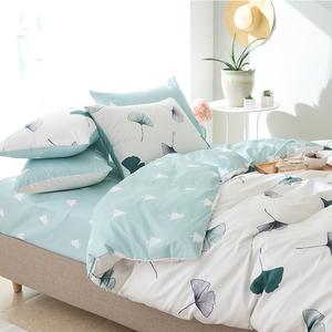 唯萨床单被套三件套<span class=H>床上</span>用品单人床1.2m床纯棉四件套1.8m床全棉