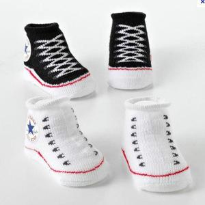 <span class=H>婴儿袜</span>子秋冬纯棉可爱女宝宝地板新生儿中厚6-12个月男童学步袜鞋