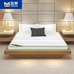 棕垫床垫硬棕5cm定制高箱床垫1米可折叠1.2m学生床单人椰棕<span class=H>席梦思</span>